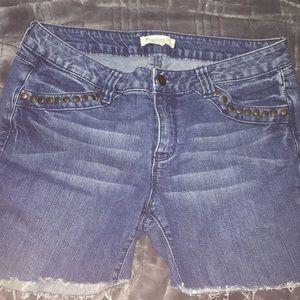 Forever 21 Size 28 Denim Shorts
